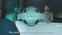CSI - Deadly Intent: Behind the Scenes with George Eads
