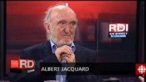 Gérald Fillion - Albert Jacquard