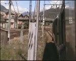 Montée en Maurienne de Chambéry à Modane avec la CC 6558
