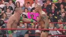 John Cena vs Randy Orton Iron match 60 Min