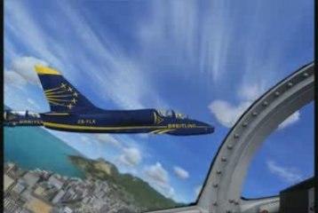 FSX-Red Bull Air Race