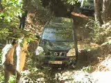 Stage 4x4 gratuit Nissan cahors du 4/10/2009 à Cazals