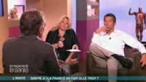 Dr Rony Brauman et la vaccination contre la grippe A