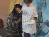 Gilles Riberty - Artiste peintre - Les fresques
