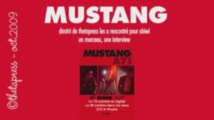 Mustang : A71, nouvel album par thetapress