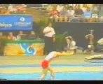 Gymnastics - 2004 PAC - Shuhei Nakamura - Floor
