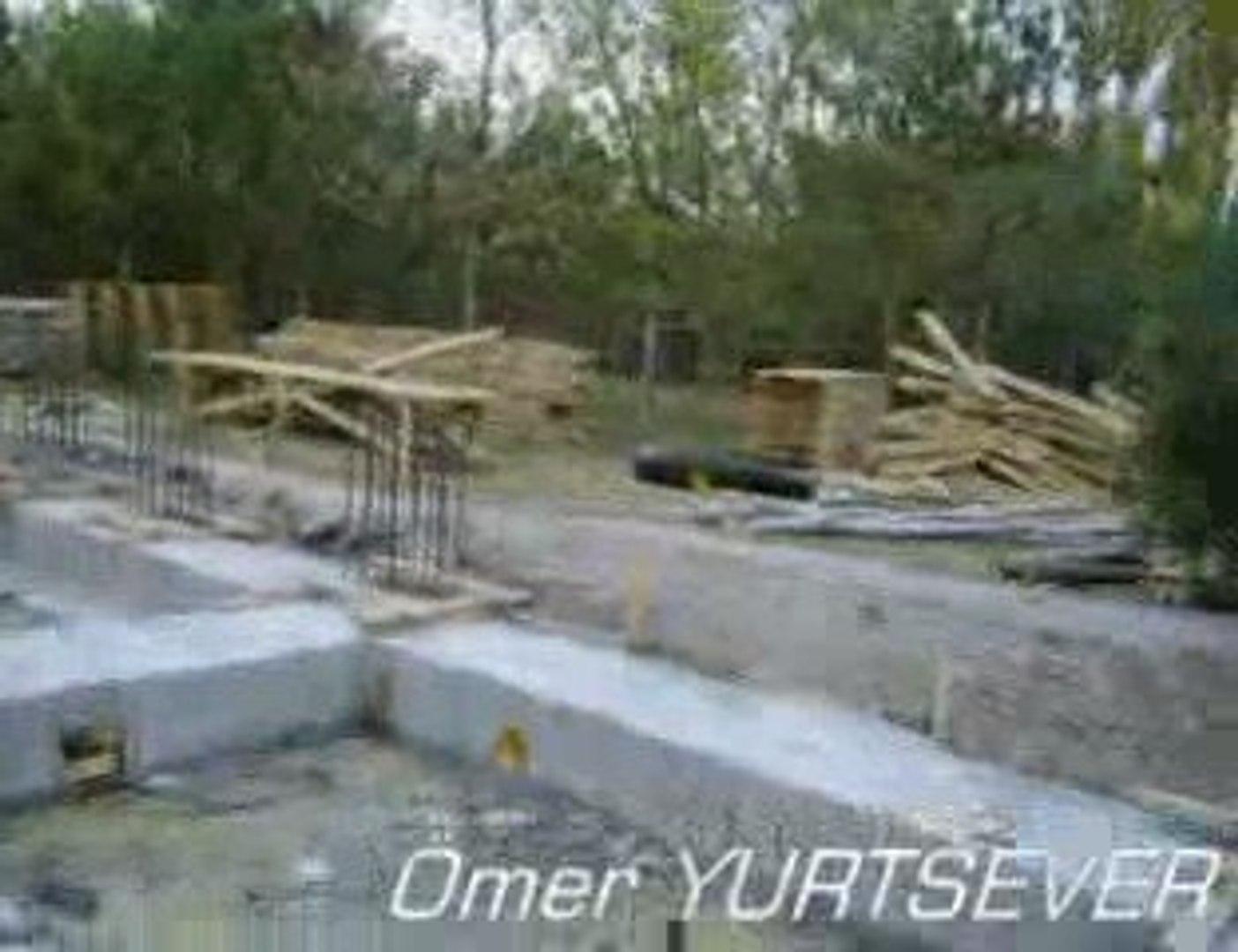 Cami İnşaat görüntüleri 1 (Ömer YURTSEVER)