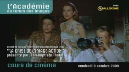 """Gilles Deleuze, """"La crise de l'image-action"""""""