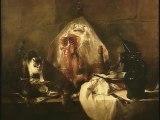 Jean Baptiste Siméon Chardin, La Raie (Palettes)