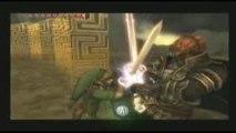 Passer les barrières contre Ganon ( Zelda Tp )