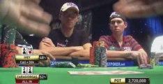 World Series of Poker Main Event 2009 WSOP Ep22 pt2