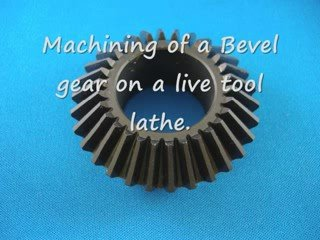 MD Tooling Bevel gear