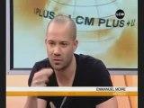 LCM Plus - La CHAINE MARSEILLE - Emmanuel Moire - 28.10.09