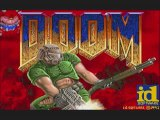 Doom theme guitare et batterie