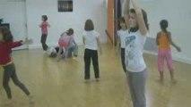 Danse contemporaine Toussaint 2009