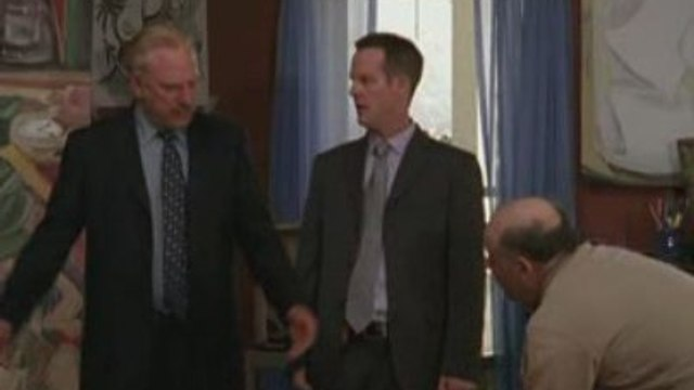 """Scene from Monk on USA Network – """"Mr. Monk and the Dog"""""""