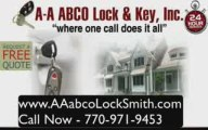 Marietta Locksmith Marietta LOCKSMITHS  (AA- ABCO LOCKSMITH)