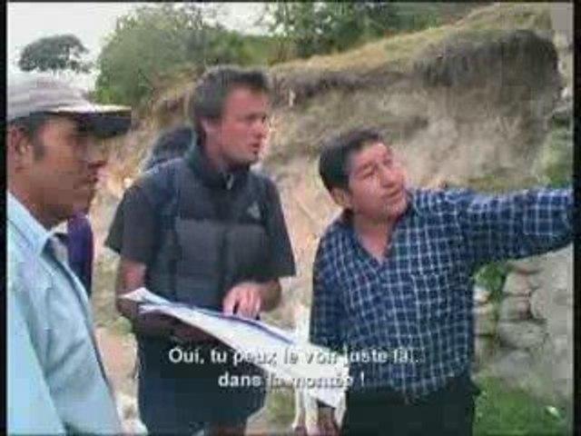 Qhapaq Ñan la grande route Inca version Française (Teaser)