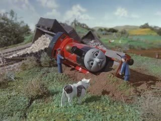 Thomas and Friends - Thomas and the Breakdown Train (UK)