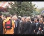 Ulaştırma Bakanı Binali Yıldırım Erzincan'a geldi
