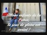 """La Marseillaise Hymne national Français """"version entière"""""""