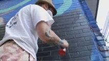 Graffiti, l'art urbain des anarchistes - Hors-série TV5