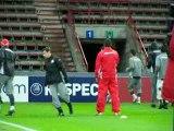 Το SPORT 24 με τον Ολυμπιακό στη Λιέγη - Προπόνηση (4)