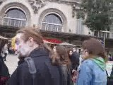 Bawdy Festival-motivation de la troupe de clowns