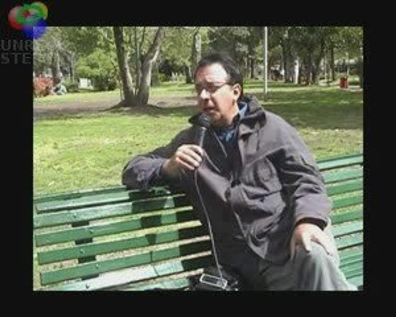 IPODAGUA entrevista al Prof Conti 13-10-2009 - Parte 2 de 2
