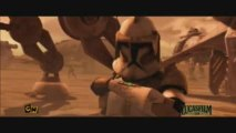 "Star Wars Clone Wars ""Landing at Point Rain"" Clip"