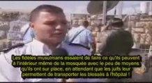 Les sionistes attaquent la Mosquée Al Aqsa