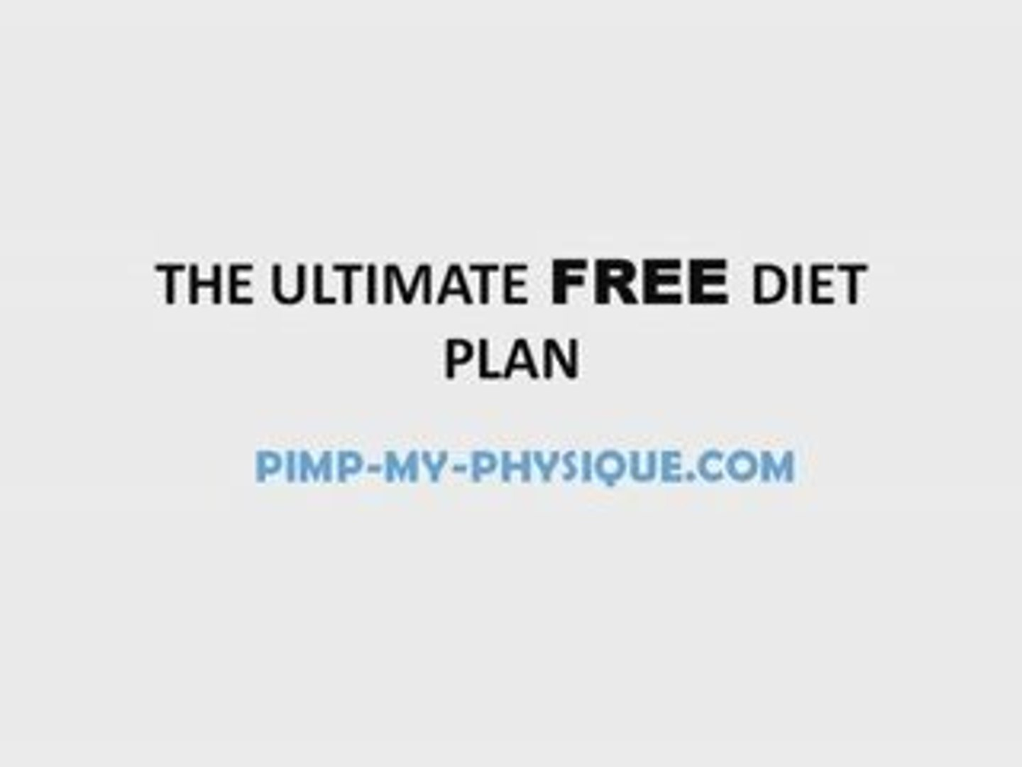 free diet plan. free exercise plan. free weight loss guide