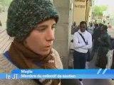 Les demandeurs d'asile désertent le squat! (Angers)