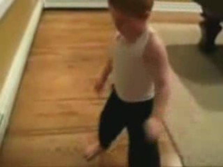 best break danicing kid music video