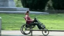 Handcycle Tricycle Recumbent Bike - Rehabilitation Exercise