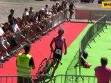Triathlon Courte Distance de Cournon 2009