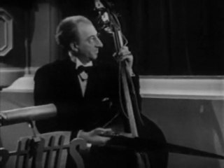 "Sawed Bass from ""Hellzapoppin' (1941)"