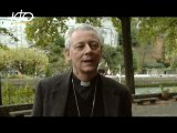 Mgr Aumonier à Lourdes