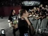 SMACKDOWN VS ECW BERCY 2009 ENTREE DE CM PUNK