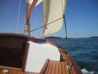 Semaine du Golfe, Linotte, Stir Ven à Frédéric MOUCHY