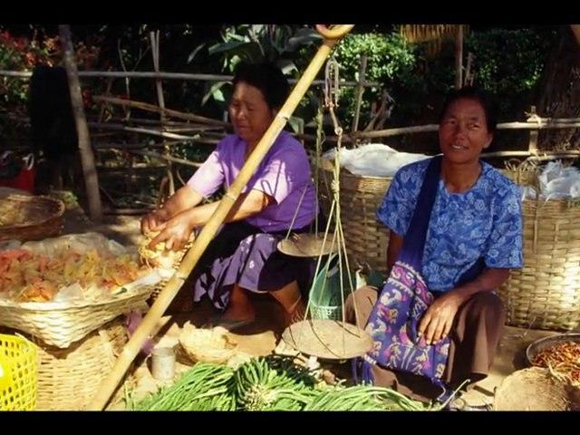 route birmane