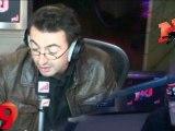 Gérald Dahan - Imitations au 6/9 d'NRJ
