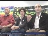Europe Ecologie Languedoc Roussillon sur France 3 Sud