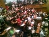 Congrès 09... Assis on est pas debout ;)