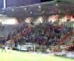 supporters stephanois fin match Nancy- ASSE 07/11/2009 KOP