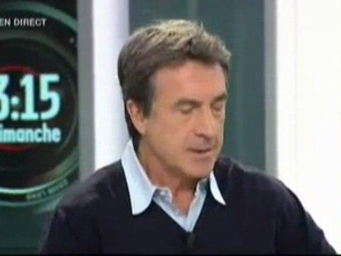 François CLUZET Parle de Salah HAMOURI