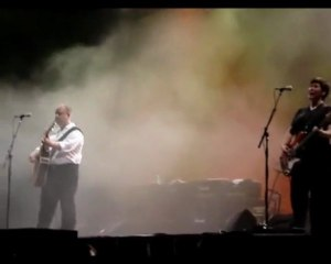 PIXIES - WHERE IS MY MIND - LIVE - ILE DU GAOU