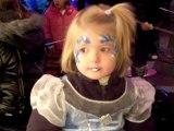 Séance de maquillage pour princesse Lucie (1)