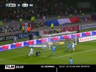 OL - OM, 5 buts partout, un match de FOLIE !!!  (football)
