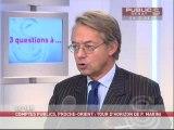 Le 18h,Philippe Marini, sénateur (UMP) de l'Oise